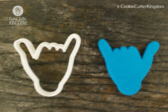 ASL Hang Cookie Cutter