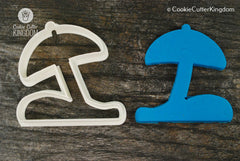Beach Umbrella Cookie Cutter