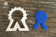 Blue Ribbon Cookie Cutter