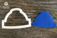 Baby Cap Cookie Cutter