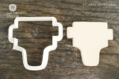 Diaper Cookie Cutter