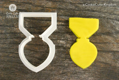 Medal of Honor Cookie Cutter