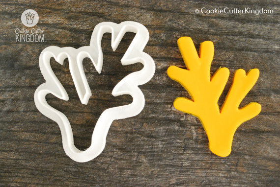 Coral Cookie Cutter