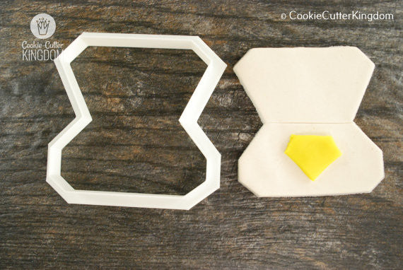 Ring Box Cookie Cutter