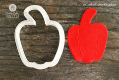 Bell Pepper Cookie Cutter