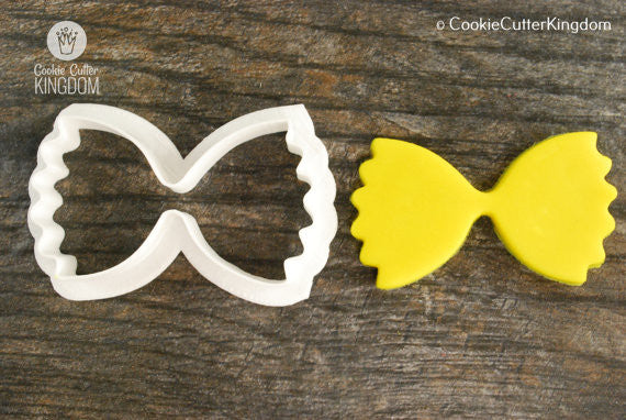 Macaroni Pasta Cookie Cutter