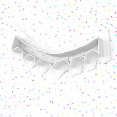 Bunting Cookie Cutter