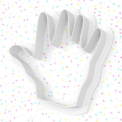 Hand Print Cookie Cutter