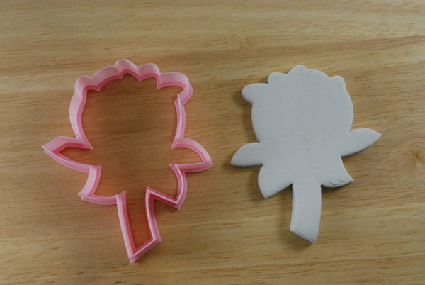 Rose Love Cookie Cutter