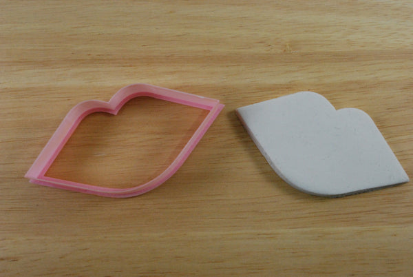 Luscious Lips Cookie Cutter