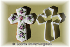 Cross Cookie Cutter by Tunde