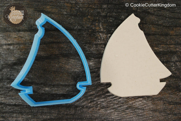 Nautical Sail Boat Cookie Cutter