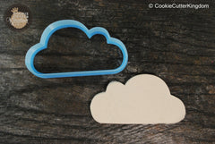 Soft Cloud Cookie Cutter