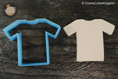 Football Jersey Cookie Cutter