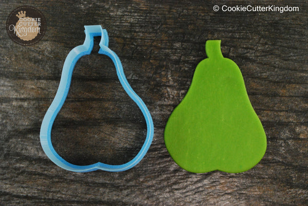 Pear Fruit Cookie Cutter