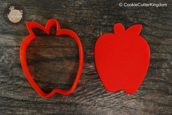 Apple Fruit Cookie Cutter