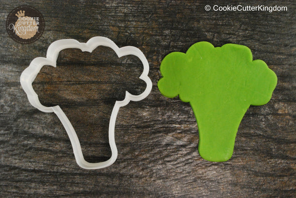 Broccoli Vegetable Cookie Cutter