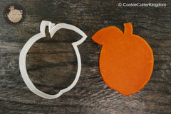 Apricot Cookie Cutter