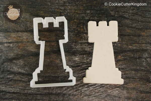 Castle Rook Cookie Cutter