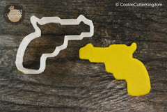 Cowboy Gun Cookie Cutter