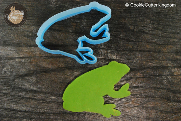 Frog Animal Cookie Cutter