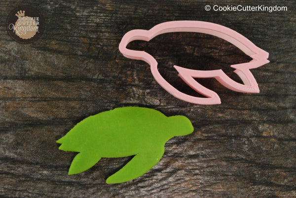 Sea Turtle Animal Cookie Cutter