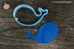 Whimsical Whale Cookie Cutter