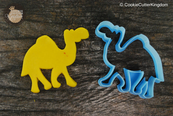 Camel Animal Cookie Cutter