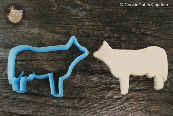 Milky Cow Animal Cookie Cutter