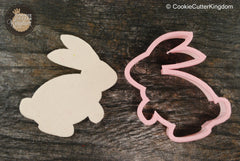 Easter Rabbit Cookie Cutter