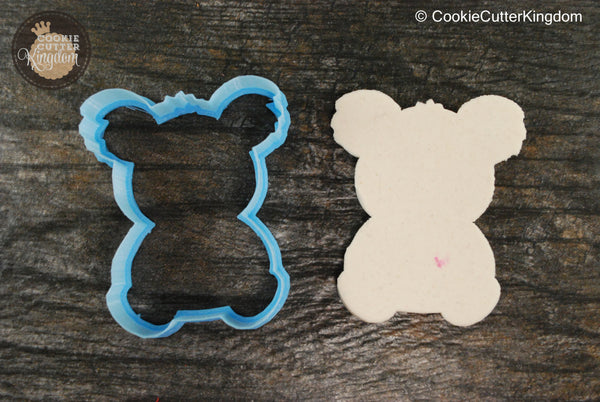 Koala Bear Animal Cookie Cutter