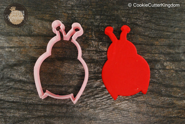 Ladybug Insect Cookie Cutter