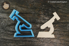 Science Microscope Cookie Cutter