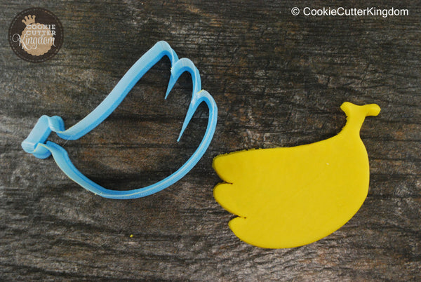 Banana Bunch Fruit Cookie Cutter