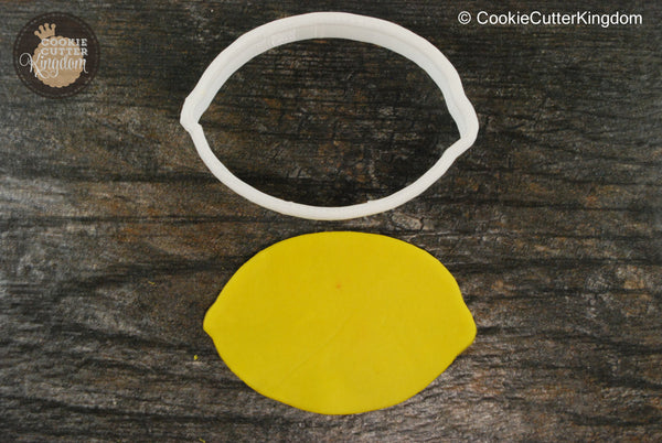 Lemon Fruit Cookie Cutter
