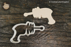 Laser Gun Cookie Cutter