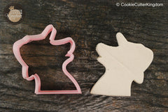 Fire Dog Cookie Cutter