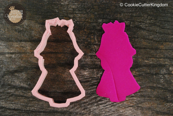 Petite Princess Cookie Cutter
