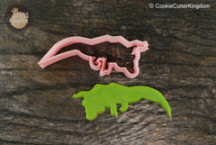 Alligator Cookie Cutter