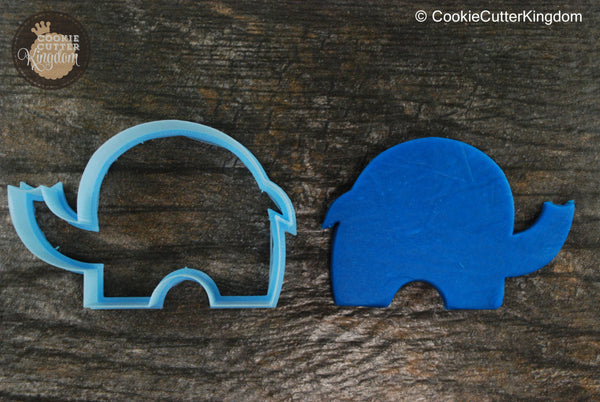 Tiny Elephant Animal Cookie Cutter