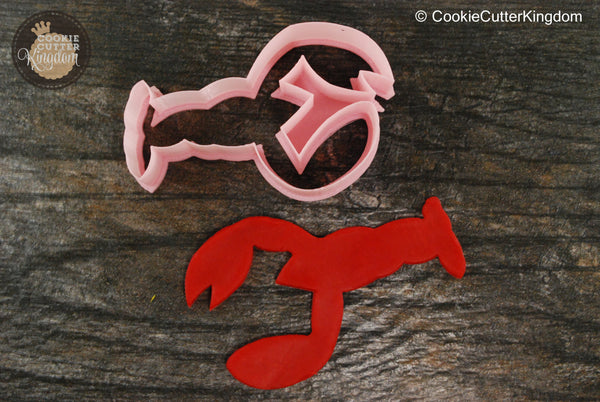 Lobster Animal Cookie Cutter