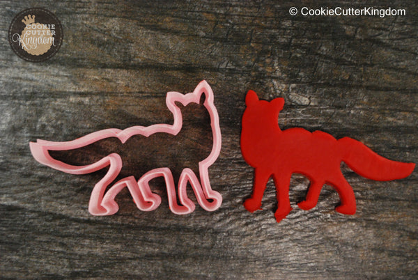 Sly Fox Animal Cookie Cutter