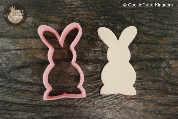 Cute Bunny Animal Cookie Cutter