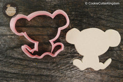 Chinese New Years Monkey Cookie Cutter