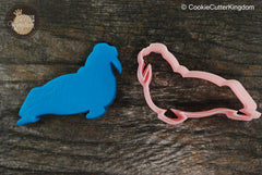 Walrus Cookie Cutter