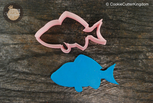 Fin Fish Animal Cookie Cutter