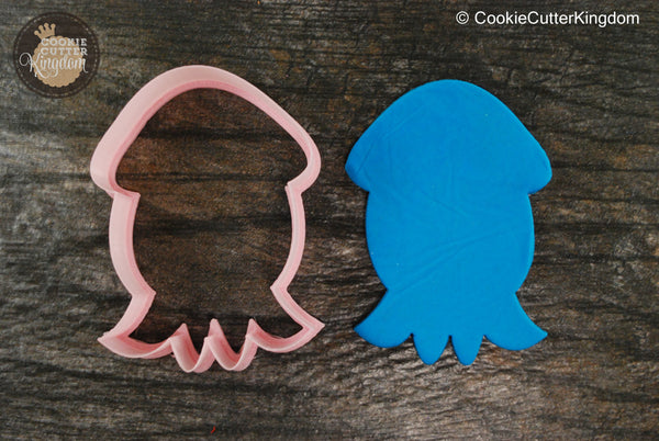 Little Squid Animal Cookie Cutter
