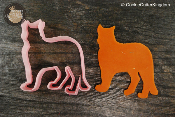 Liger Animal Cookie Cutter