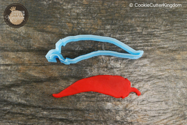 Chili Pepper Cookie Cutter