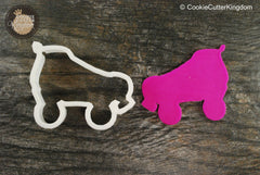 Rollerskates Cookie Cutter
